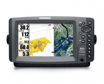 Эхолот Humminbird 967cx 3D